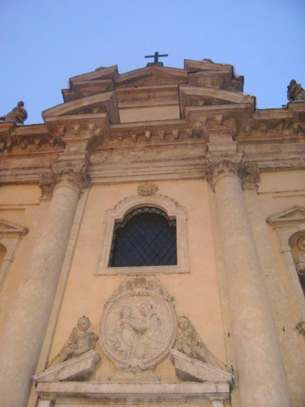 ''VILLAFRANCA, FACCIATA DISCIPLINA'' - Villafranca di Verona