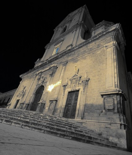 Vittoria - Basilica di San Giovanni Battista in Vittoria