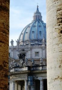 Roma - Cattedrale di San Pietro
