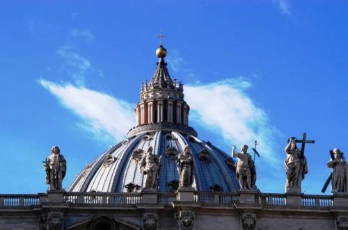 Roma - Roma - Cupola di San Pietro