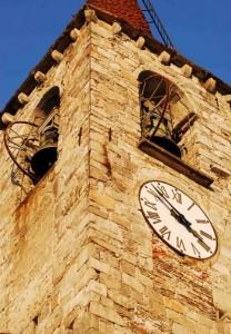 il campanile di Castelveccana