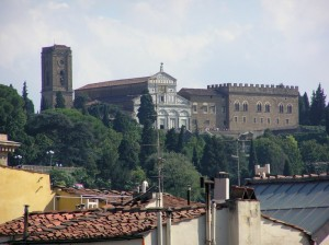 Chiesa di San Miniato, Firenze