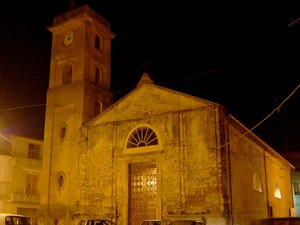 Chiesa Anoia Inferiore Madonna del Carmine