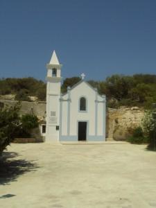 Chiesa a Lampedusa
