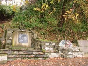 Croce e Fontana Laghitana.