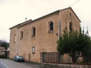 Chiesa adiacente Cimitero laghitano.