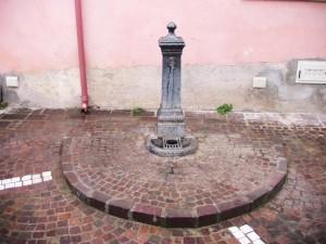 La semplice fontanella.