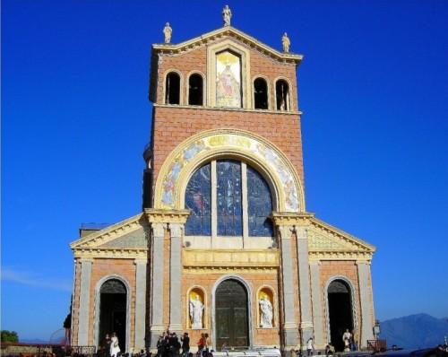 Tripi - Santuario della Madonna di Tindari