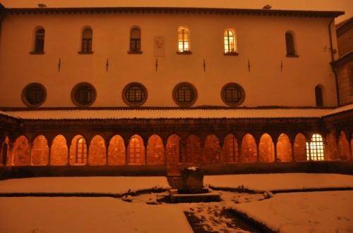 Brescia - Chiostro della Chiesa di San Francesco