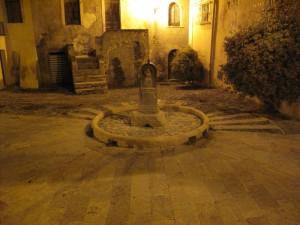 Fontana Largo Rupe