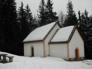 Chiesa del contadino   Putzer-Kreuz