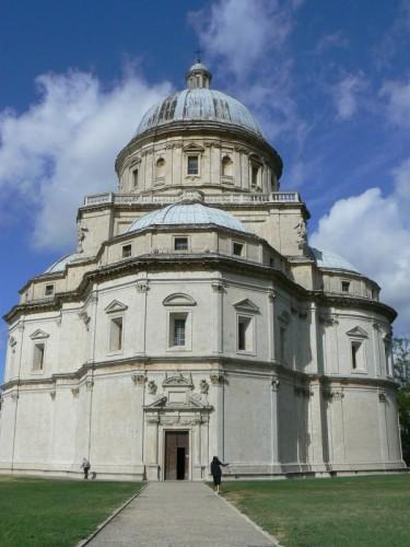 Todi - Tempio di Santa Maria della Consolazione