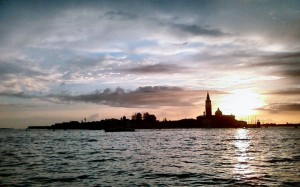 Venezia San Marco Siluette