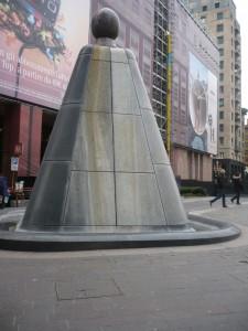 San Babile fontana