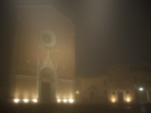 il miracolo della nebbia
