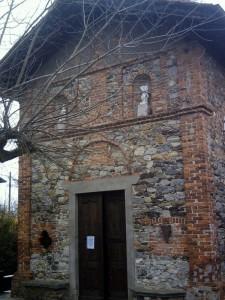 chiesetta di frazione Balchi