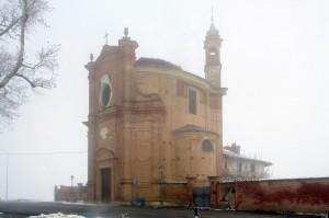 Murello - Santuario della Madonna degli Orti