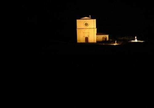 San Pio delle Camere - Notturno