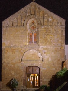 Notte ad Iglesias - N.S. di Valverde