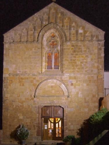 Iglesias - Notte ad Iglesias - N.S. di Valverde