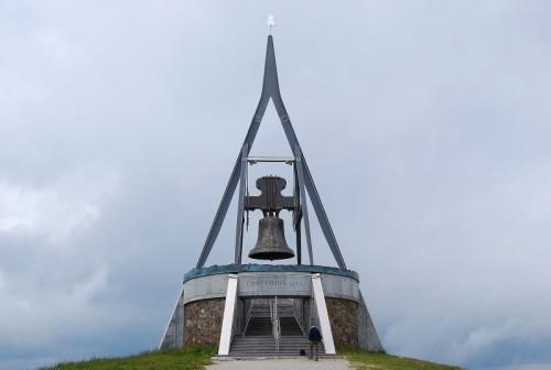 Brunico - la campana sul tetto del mondo