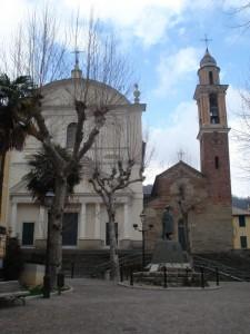 Pieve di Sant'Ambrogio - Uscio