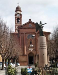 Chiesa di San Giovanni Battista-Carcare
