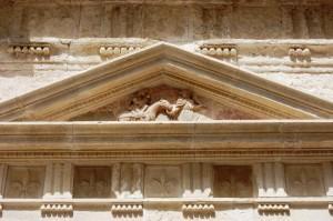 Santa Maria degli Amalfitani - Particolare
