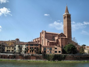Chiesa di Santa Anastasia -Verona