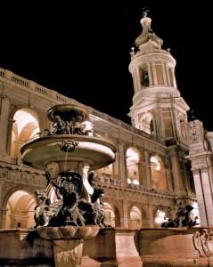 Fontana Santa Casa di Loreto