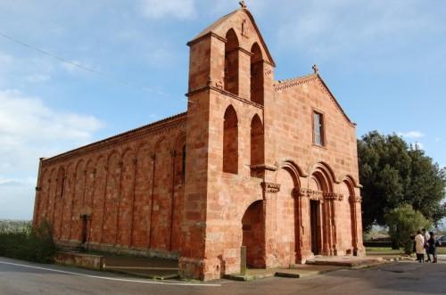 Ghilarza - Chiesa di S. Pietro in Zuri Ghilarza
