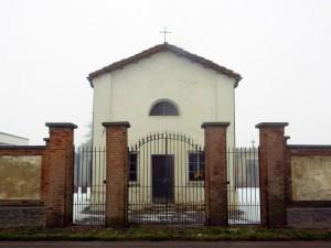 Osasio - Cappella della Madonna dei Sette Dolori