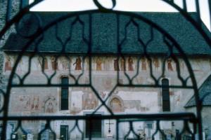 Chiesa di San Vigilio a Pinzolo con affreschi della Danza Macabra