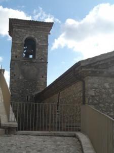 Campanile Chiesa Maria SS. della Visitazione