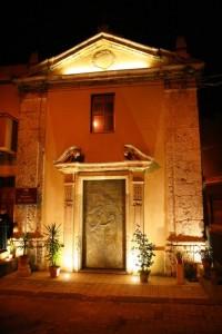 antica chiesa madonna del carmelo