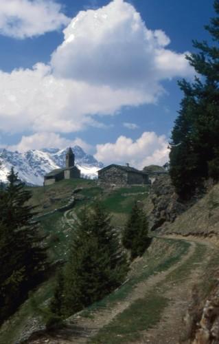 Tirano - Chiesa di San Remigio in Valle di Poschiavo