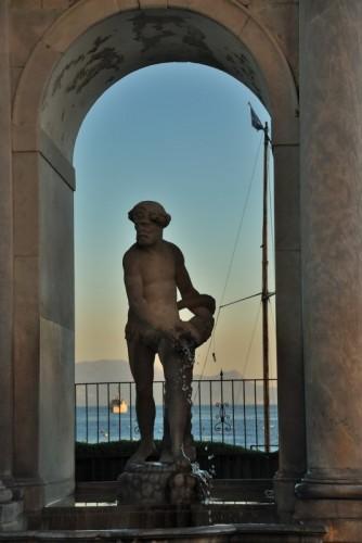 Napoli - Fontana dell'Immacolata