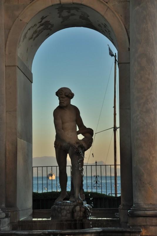 ''Fontana dell'Immacolata'' - Napoli