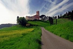 La chiesa di campagna