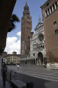 Scorcio del Duomo di Cremona