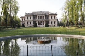Fontana di villa mazzotti