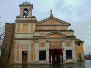 Santuario della Madonna del Divino Amore