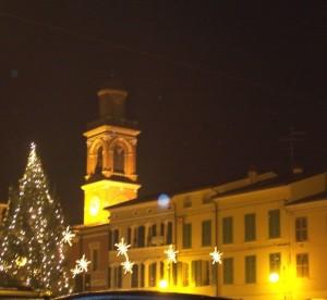 Natale in piazza Dante