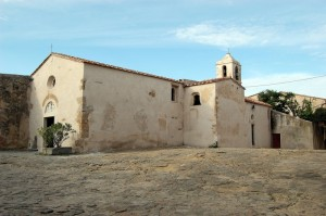Chiesa di Santa Croce Populonia