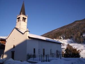 la chiesa - Lundo