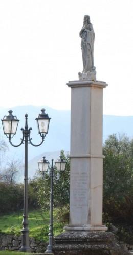 Venafro - sul piazzale della Cattedrale