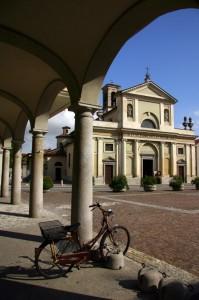 Vespolate, la parrocchiale