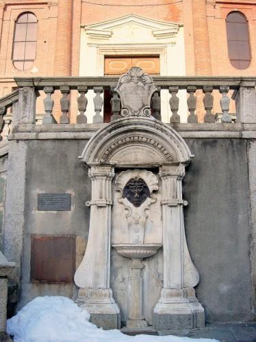 Grignasco - Fontana di M.V.Assunta.