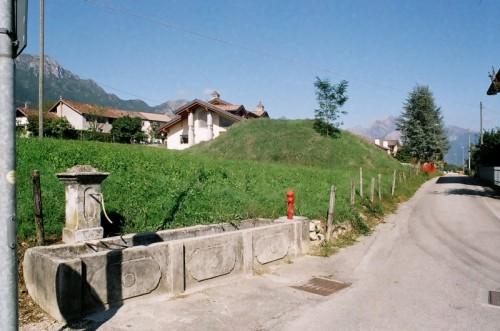 San Gregorio nelle Alpi - Un tocco di colore