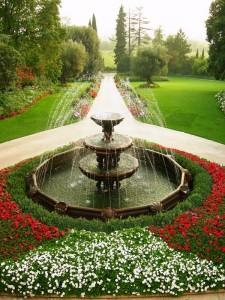 La Fontana di Villa Amistà